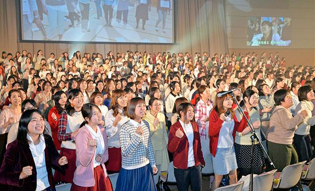 九州創価学会・九州女子部総会