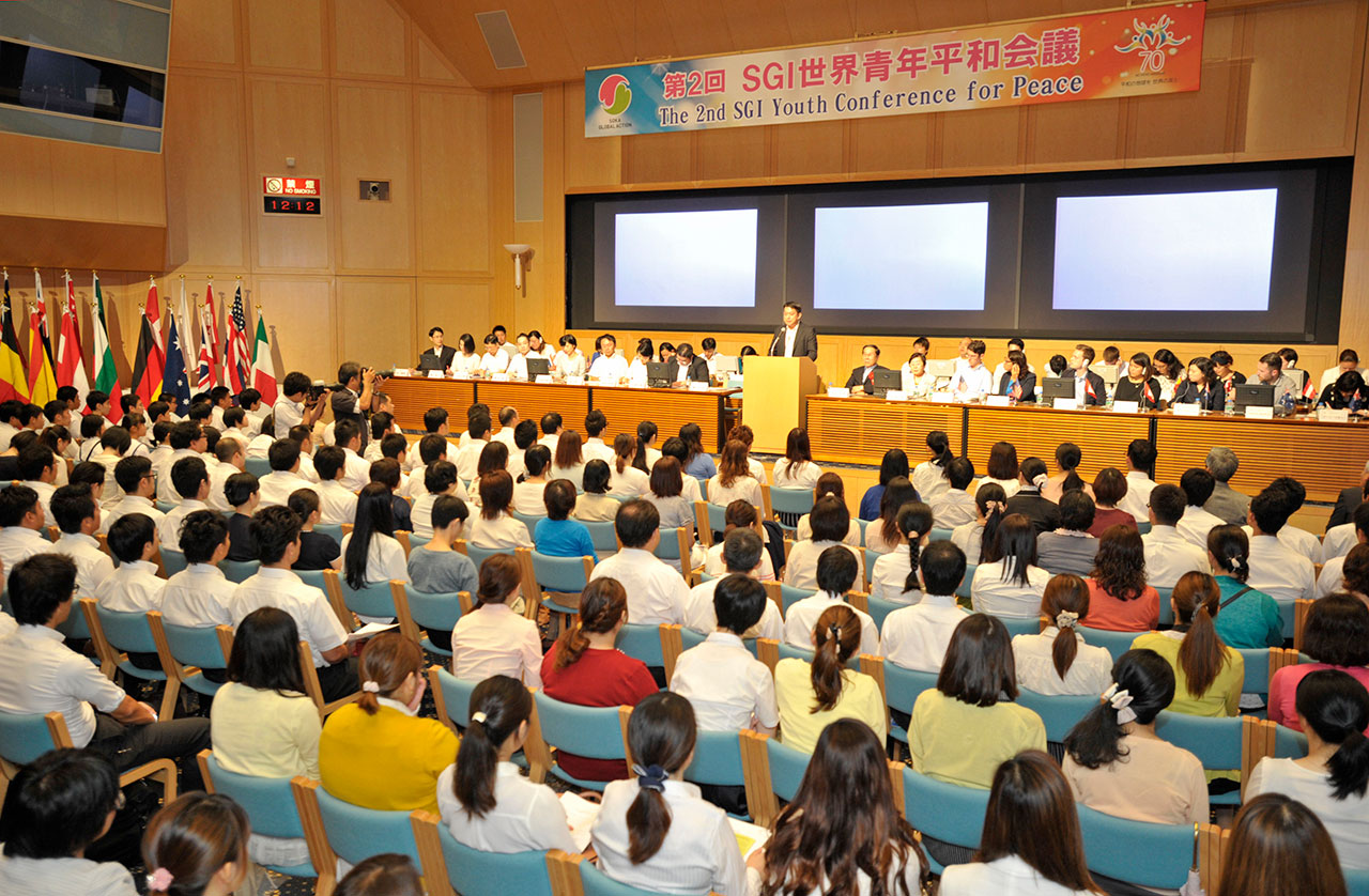 九州創価学会 長崎の平和運動