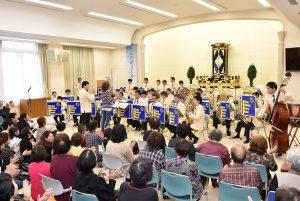 九州創価学会 希望の絆コンサート