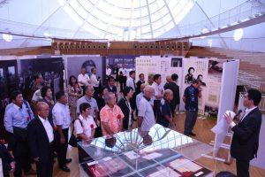 九州創価学会 鹿児島県指宿市で「ホロコースト展」を開催