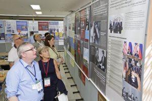 九州創価学会 長崎大学で「核兵器なき世界への連帯」展