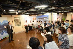 九州創価学会 福岡で池田大作と中国展