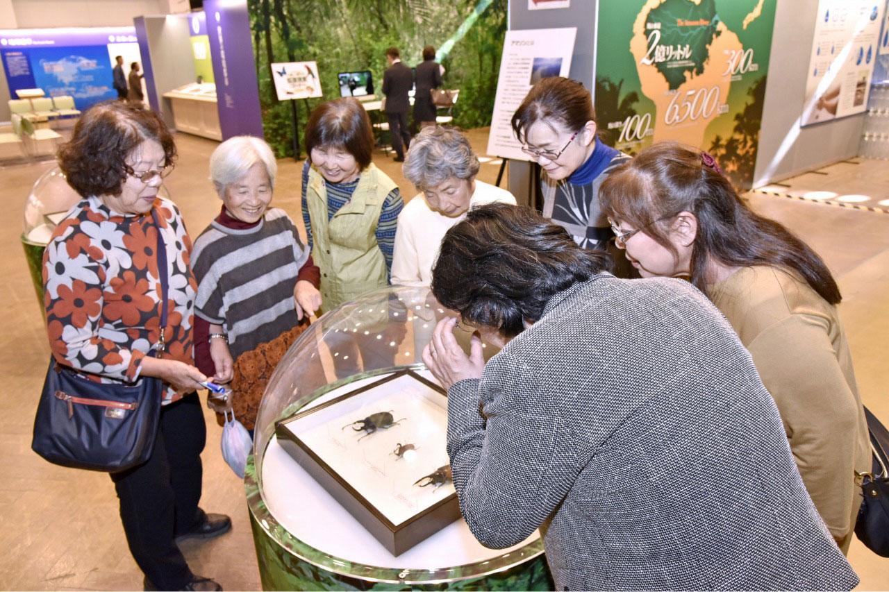 九州創価学会 佐賀・唐津市でわたしと地球の環境展