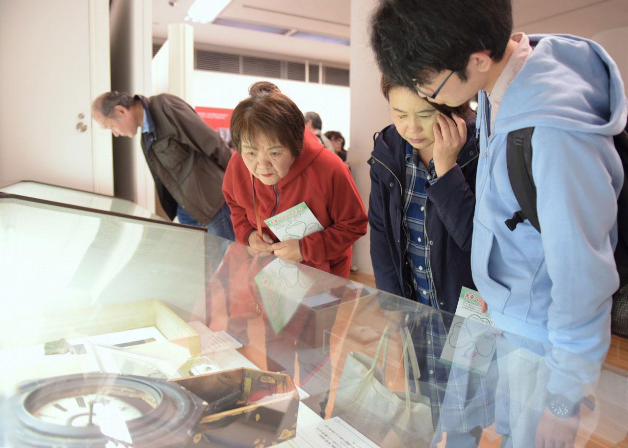 九州創価学会 熊本で核兵器なき世界への連帯展