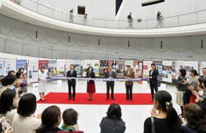 九州創価学会 長崎で核兵器なき世界への連帯展