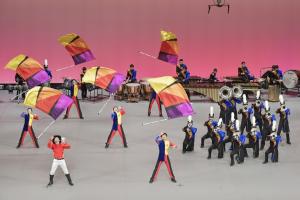 九州創価学会 マーチングステージ全国大会で音楽隊・鹿児島サザンブレイズが「特別賞」