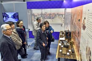 九州創価学会 福岡・久留米市で「わたしと地球の環境展」