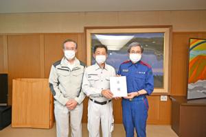 九州創価学会 熊本県と人吉市に義援金